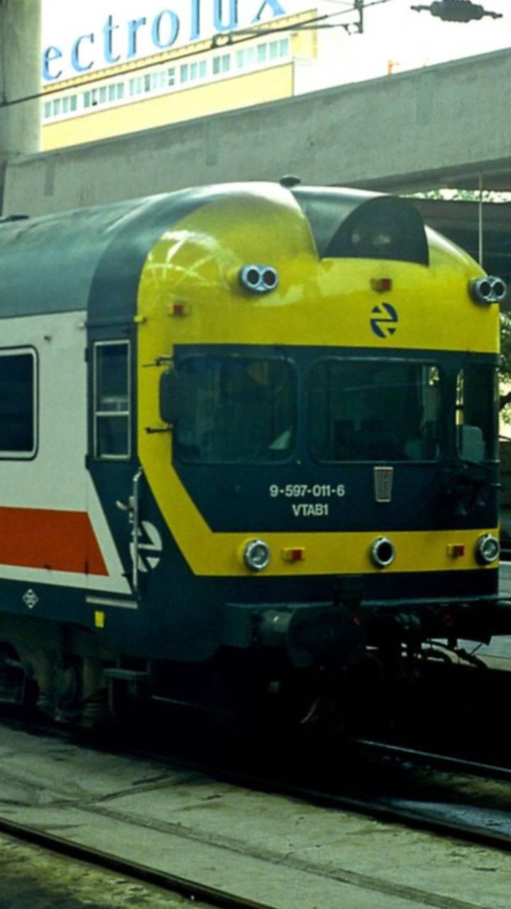 RENFE 597 Regionales