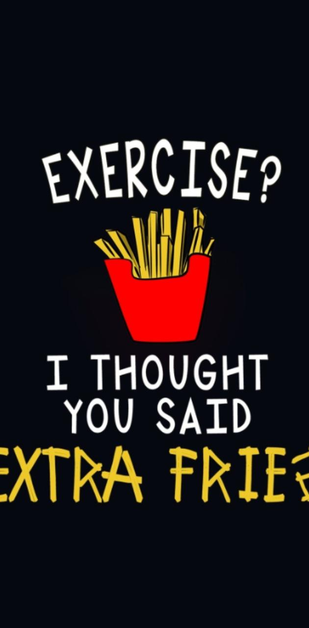 What is exercise