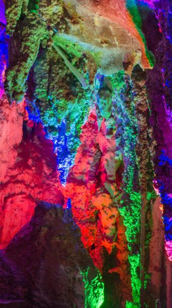 cave lights