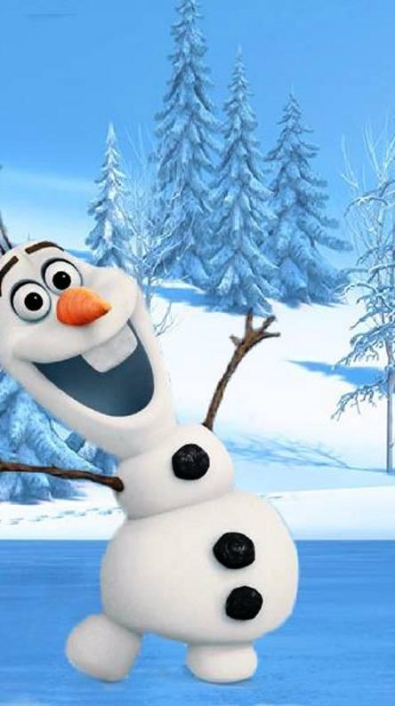 Olaf Christmas Ringtones And Wallpapers