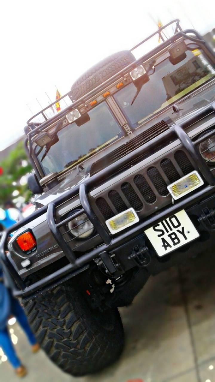 Hummer Motor Show