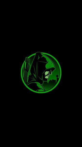 Arrow Logo Wallpaper