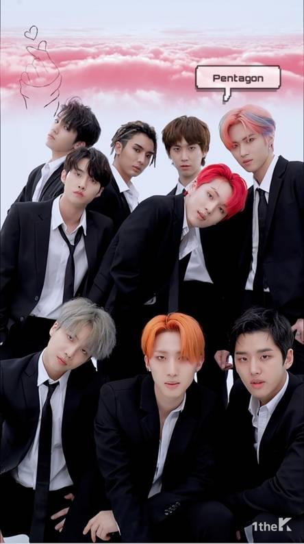 Pentagon K-pop