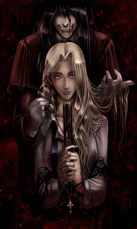 Alucard And Integra