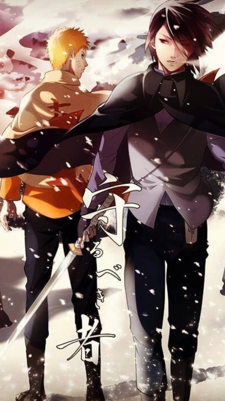 Naruto And Sasuke Wallpaper By Americangod 90 Free On Zedge