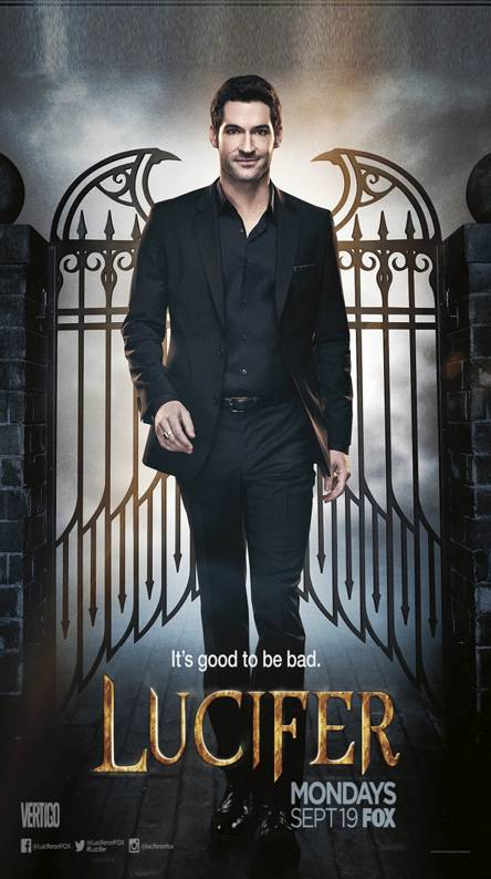 Lucifer Wallpapers Free By Zedge