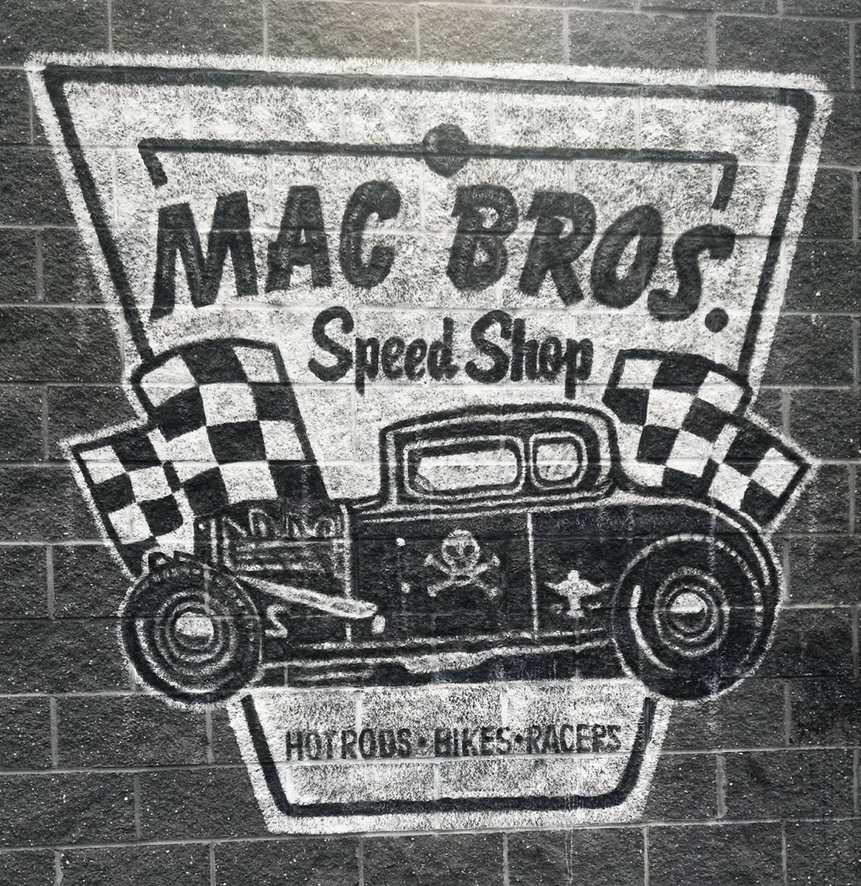 Mac Bros Speed Shop
