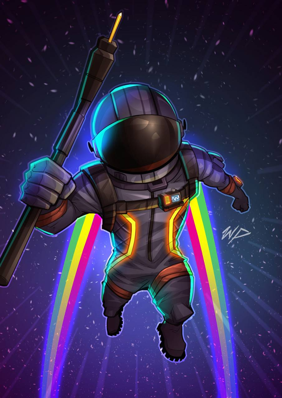 Black Astronaut