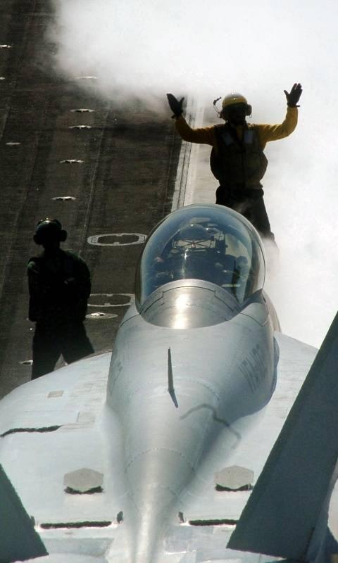 F-18 Hornet Carrier