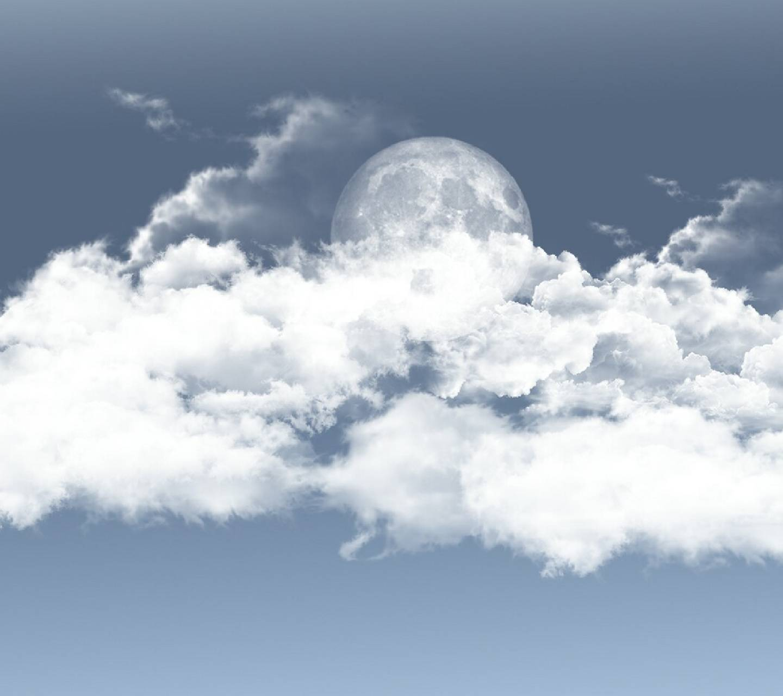 Cloud Moon 3