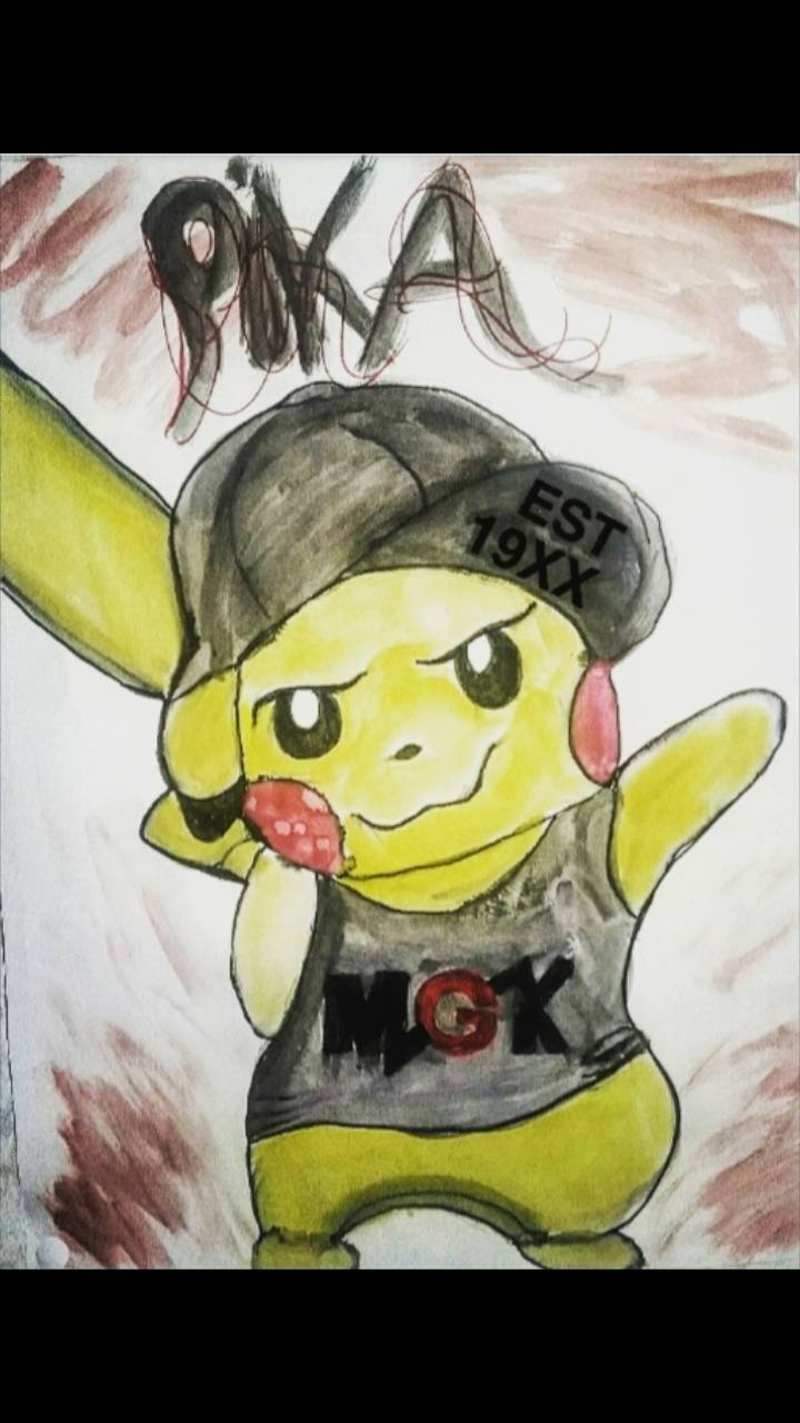Mgk Pikachu