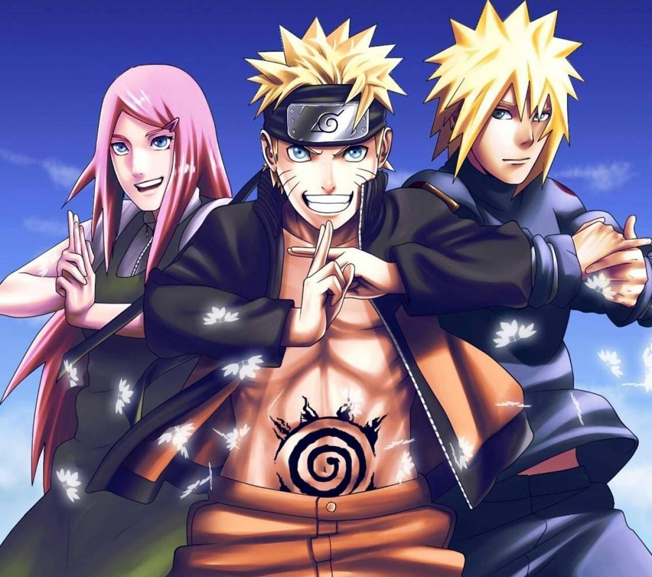 Naruto Family Wallpaper By Matheusgrilo 46 Free On Zedge