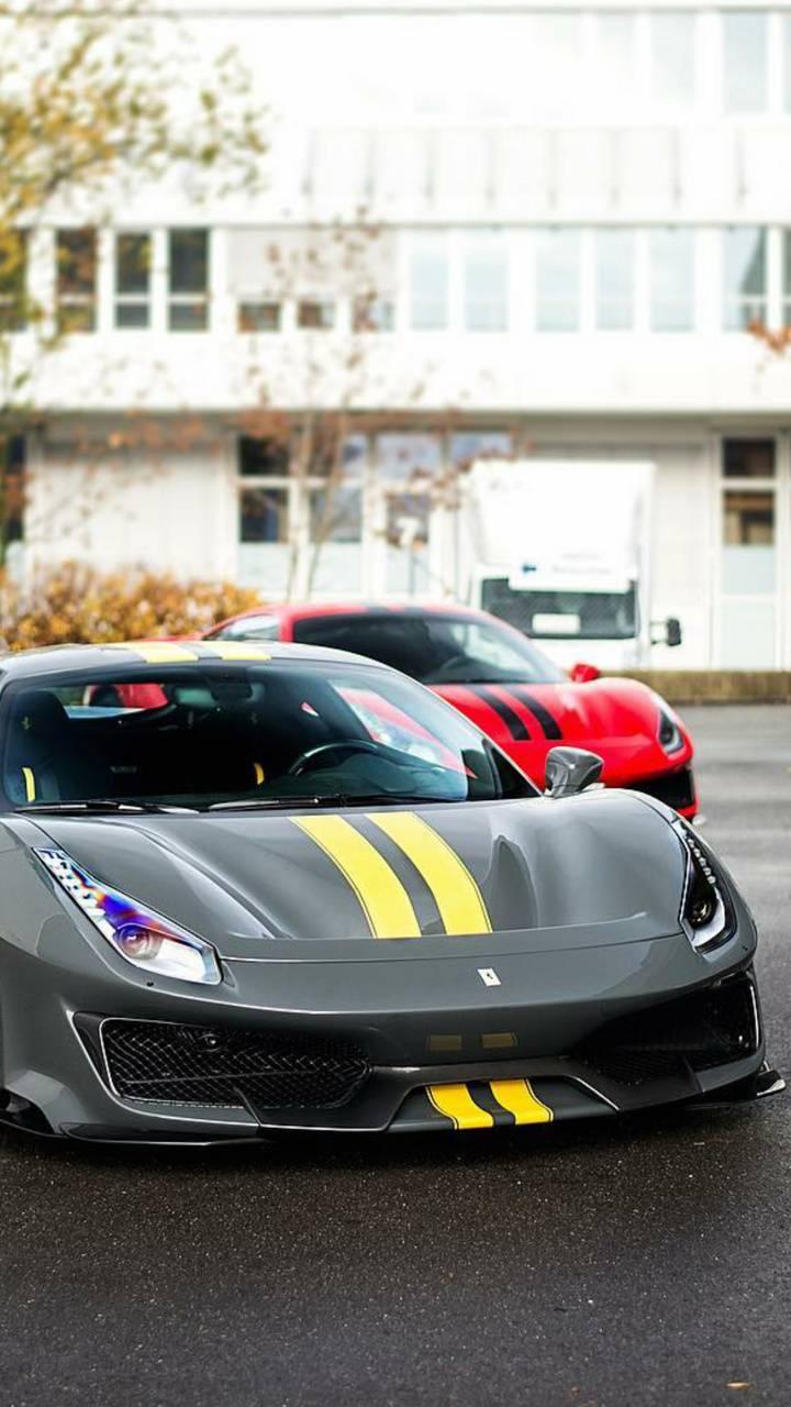 Twin Ferraris