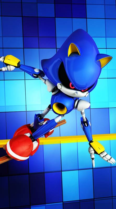 Metal Sonic Ringtones And Wallpapers Free By Zedge