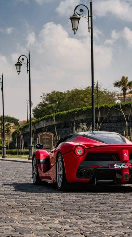 Laferrari Wallpapers Free By Zedge