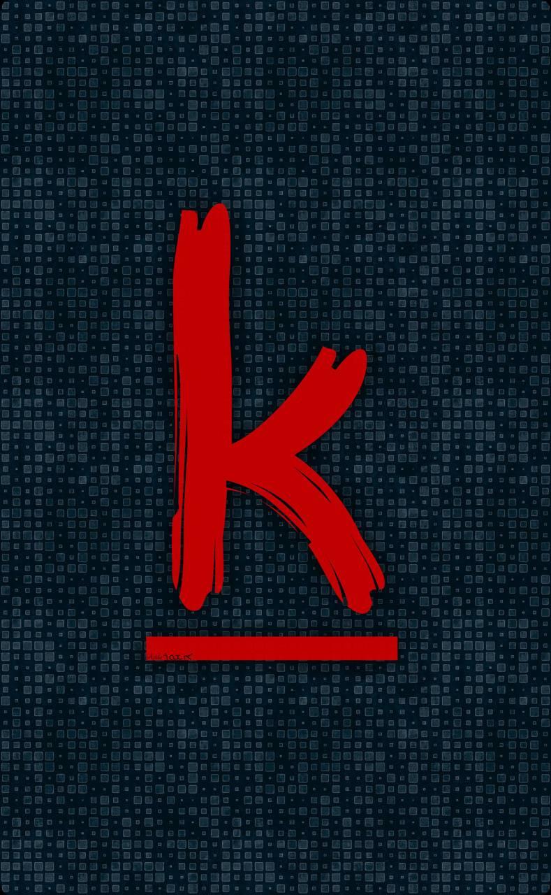 Fpr alphabet k