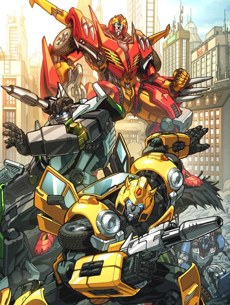 Transformers New Gen