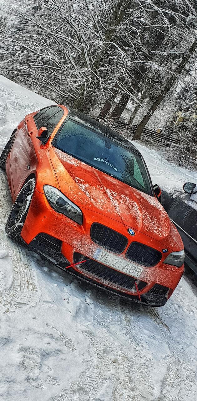 BMW F10 ABR Winter