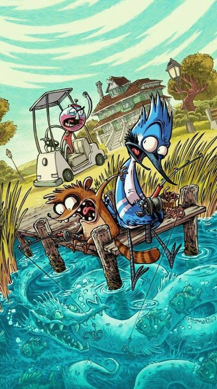 Regular Show Wallpapers Free By Zedge