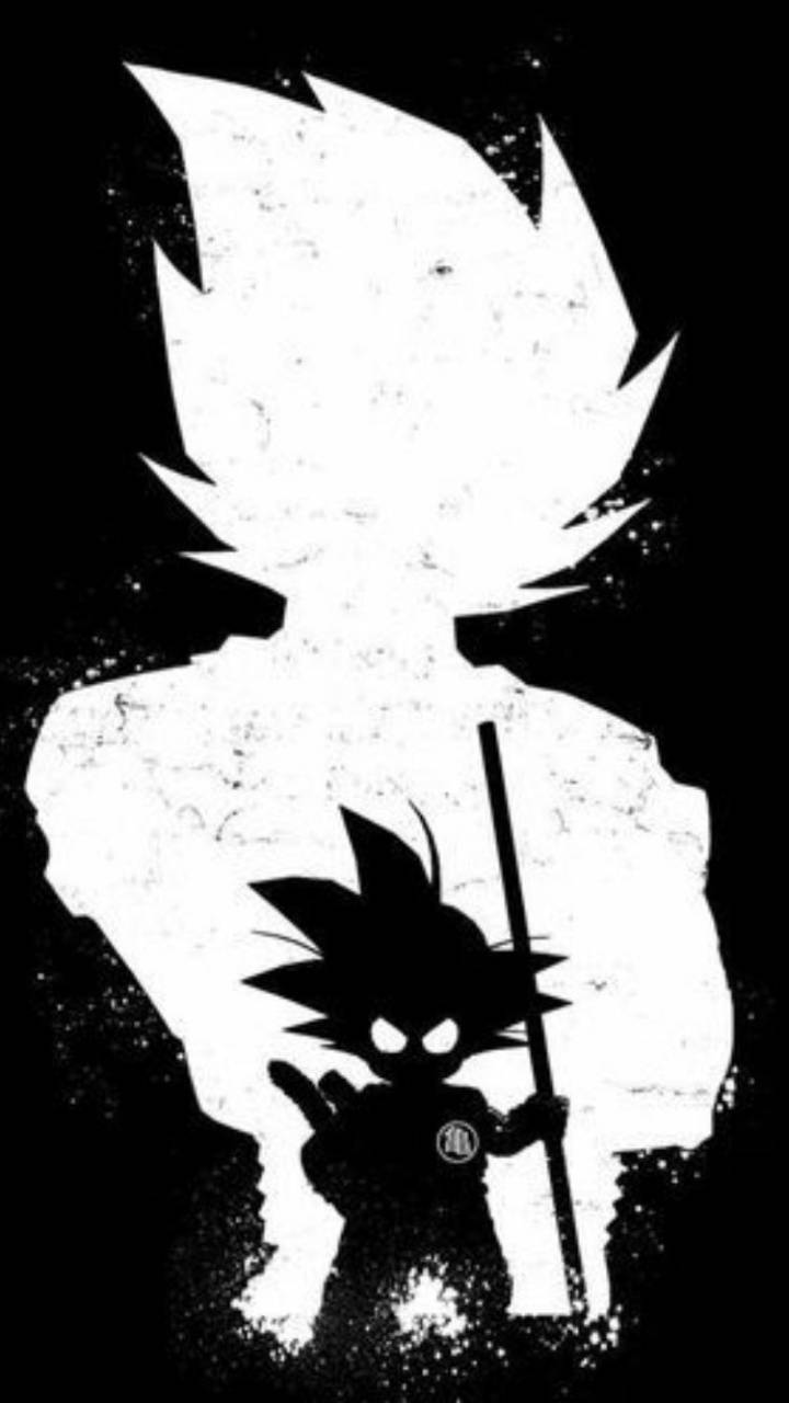 Goku Black And White Wallpaper By Nicolo69 78 Free On Zedge