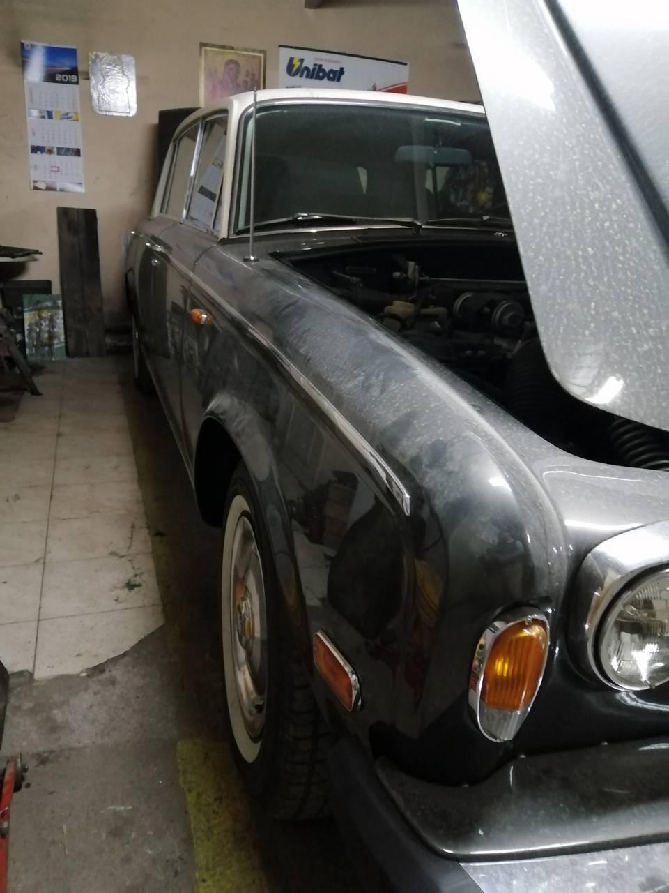 Rolls-Royce skopje