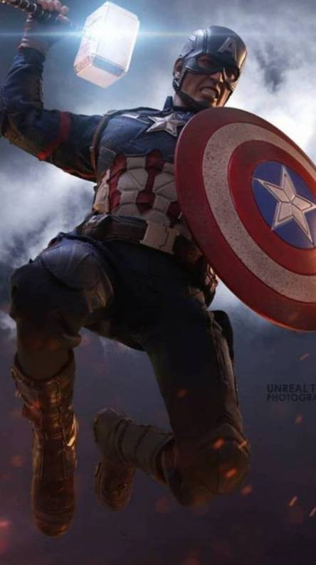 Captain America Worthy Ringtones And Wallpapers Free By Zedge