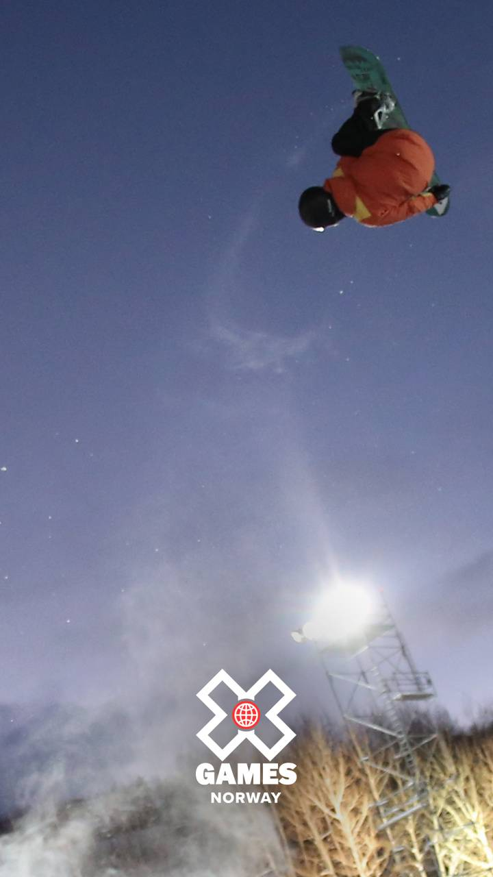 X Games Norway Air