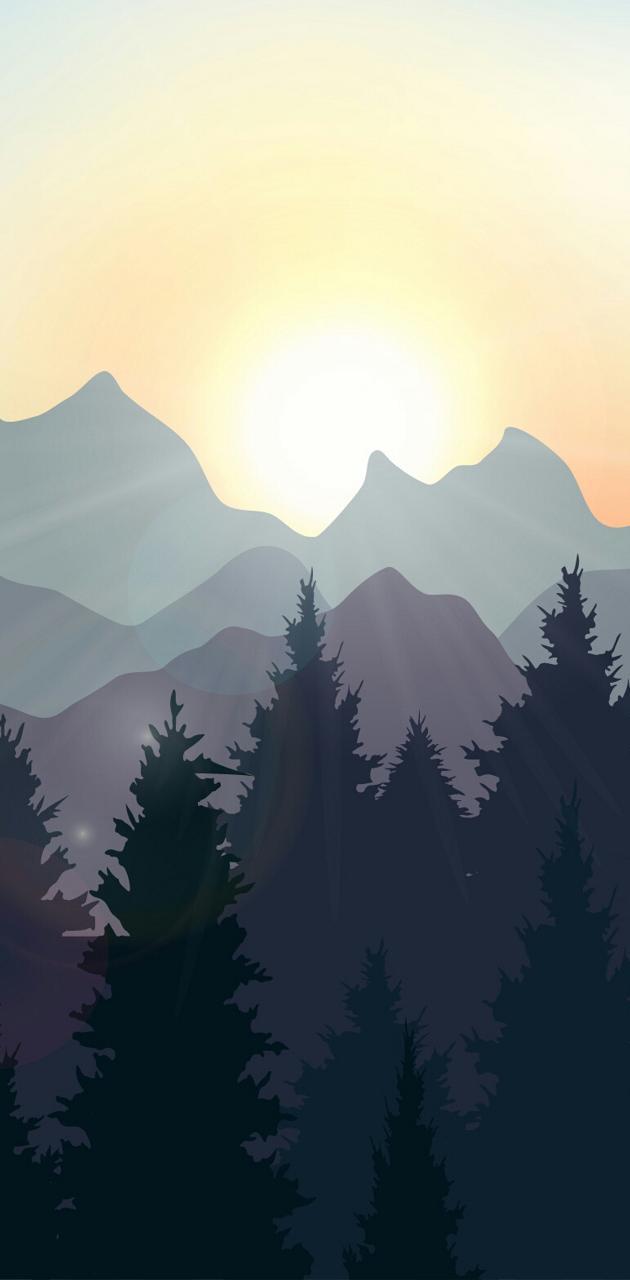 Sunrise Mountians