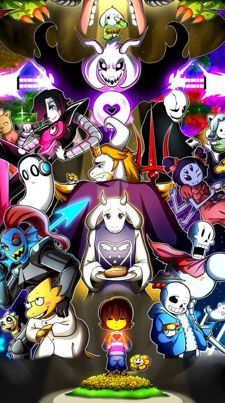 Undertale Wallpapers - Free by ZEDGE™