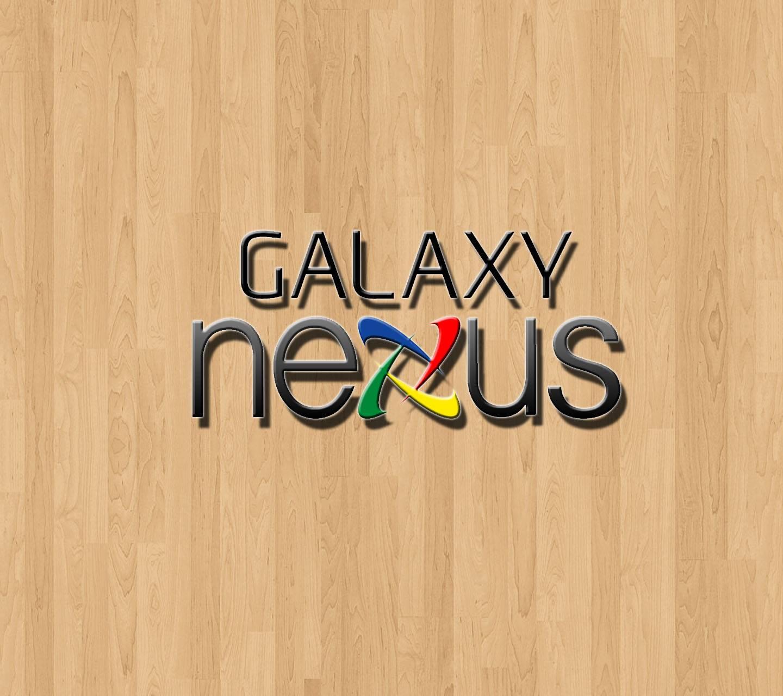 Galaxy Nexus Wood
