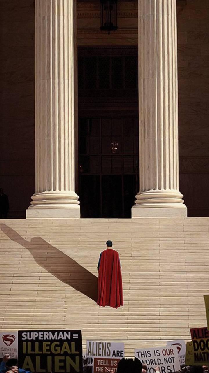 Superman in Senate