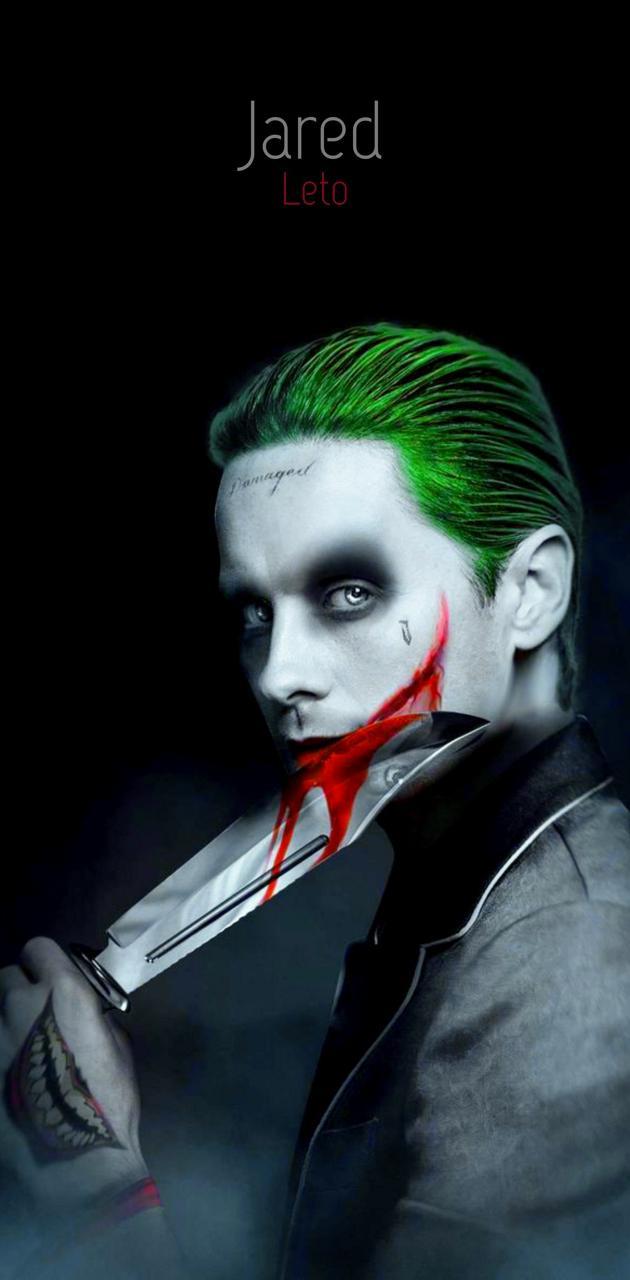 Blood knife joker