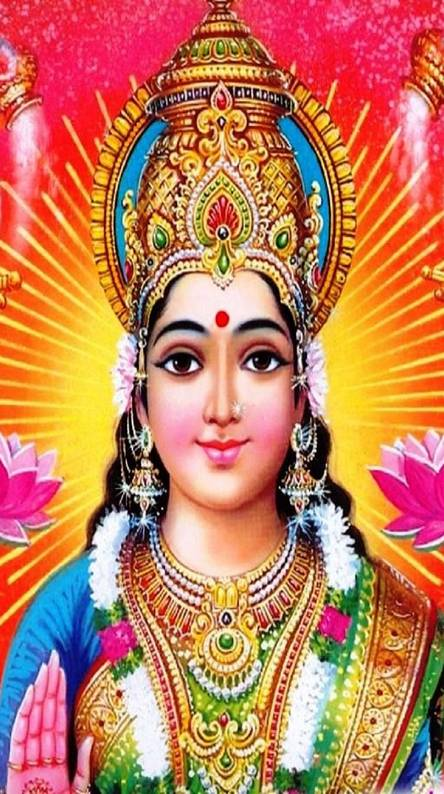 Goddess Laxmi Wallpapers Free By Zedge
