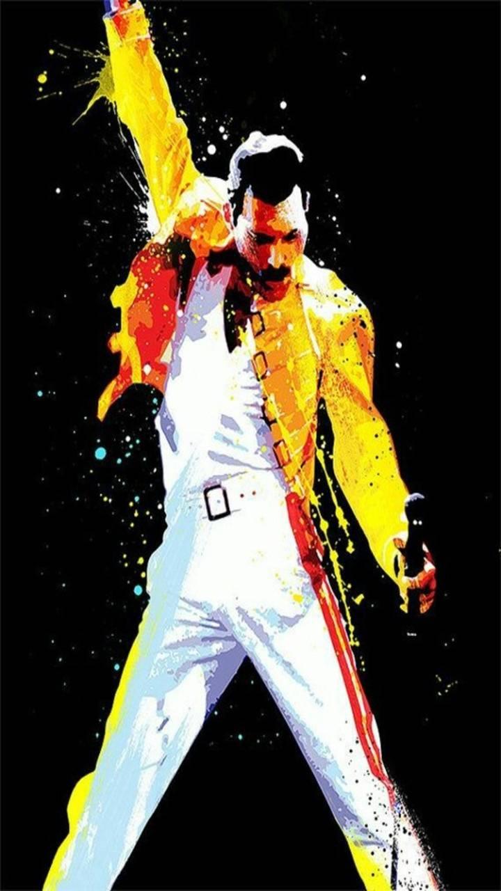 Freddie Mercury Wallpaper By Geass82860345 F7 Free On Zedge