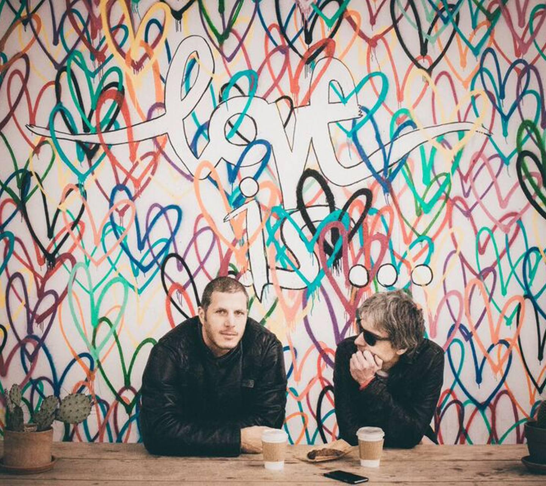 Social Gravy Graffiti