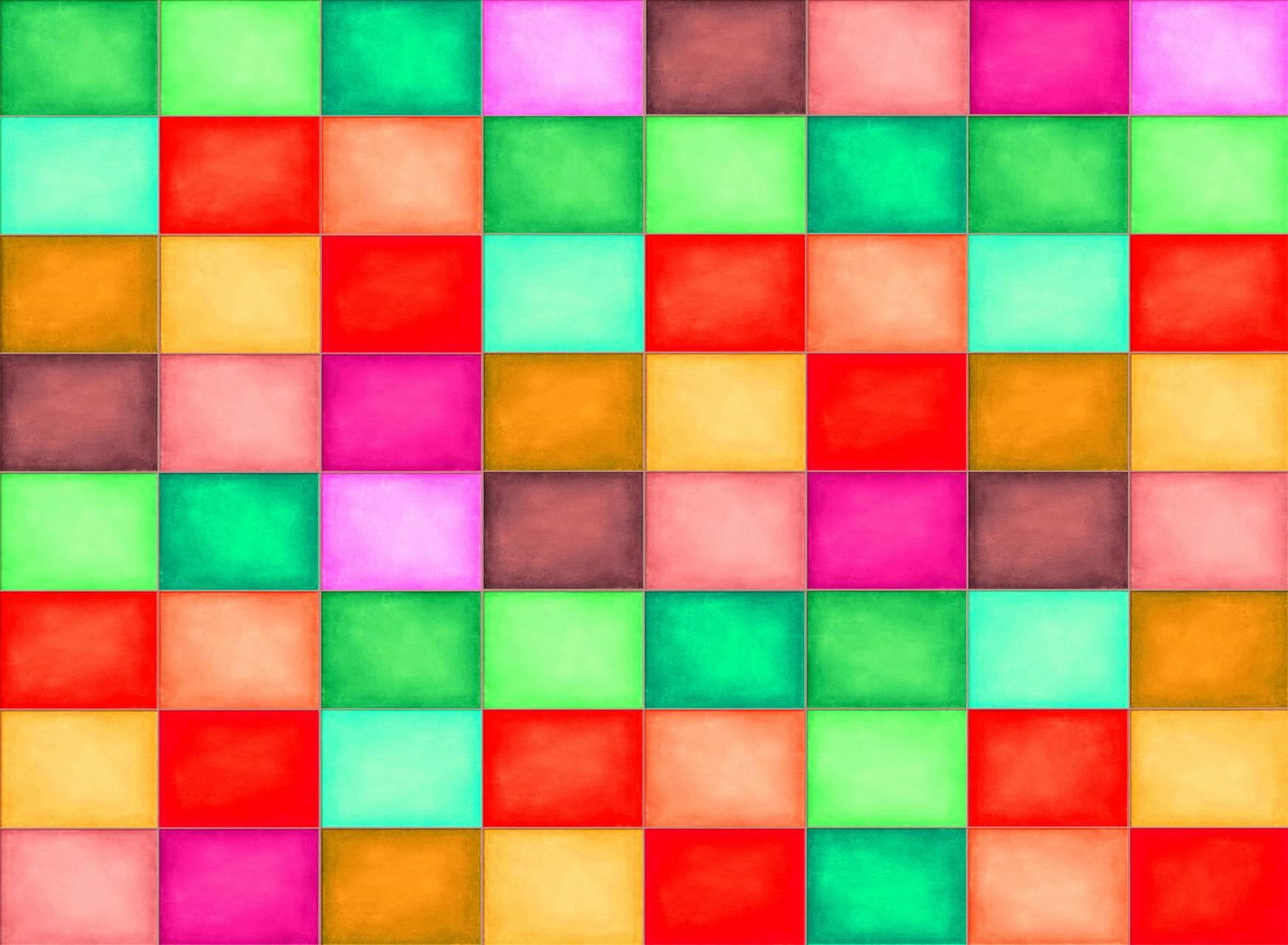 Multicolored Squares