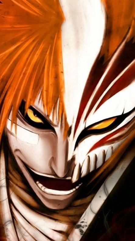 Hollow Mask Ichigo Wallpapers Free By Zedge