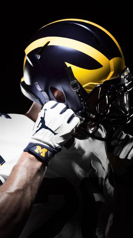 Michigan Football Wallpapers Free By Zedge