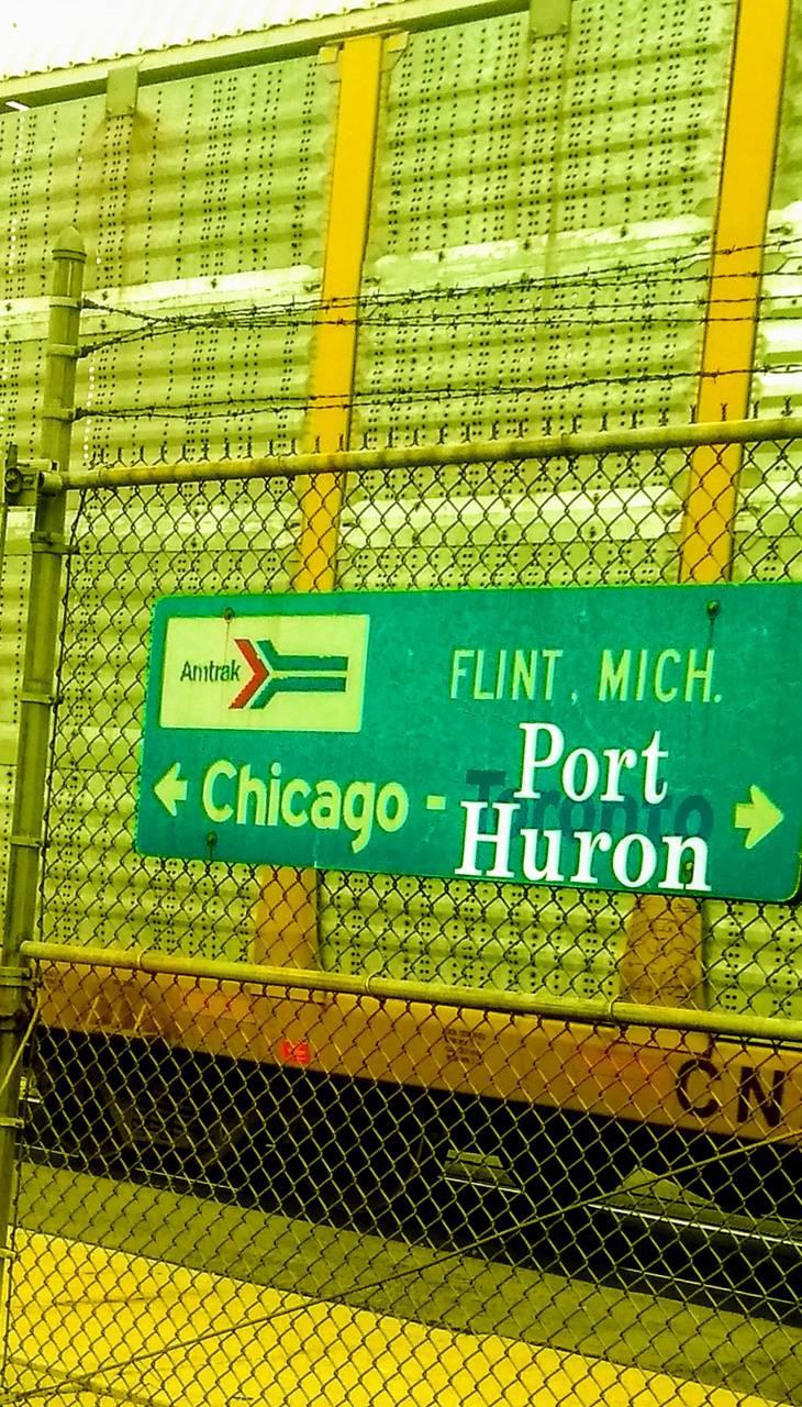 Freighter from Flint