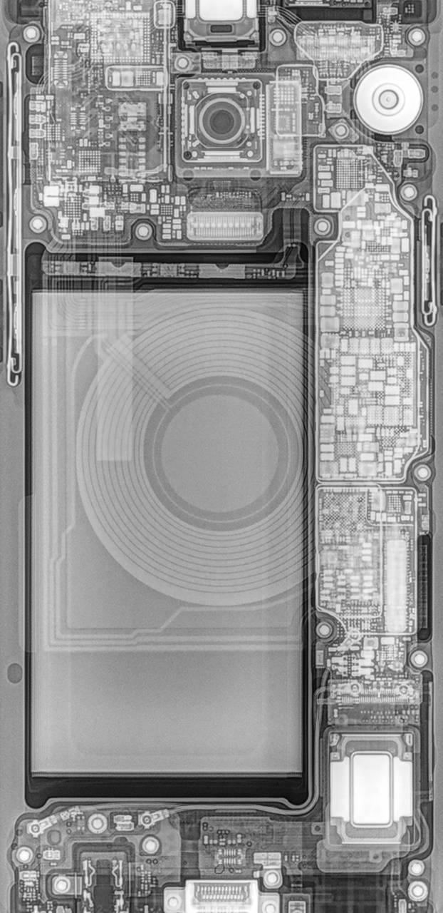 Samsung S9 X-Ray