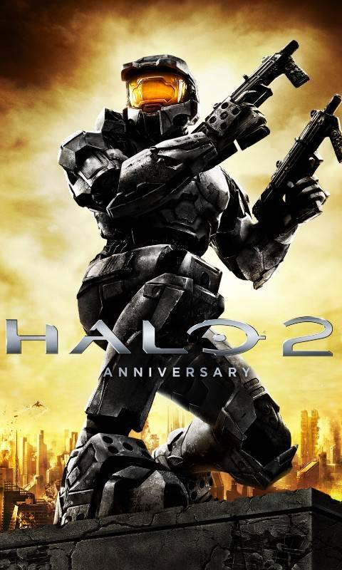 Halo 2 Anniversary Wallpaper By Elias1186