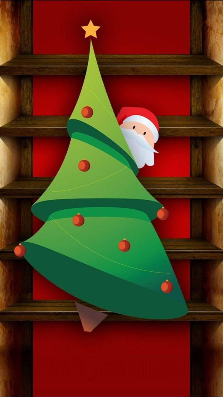 Santa shelf