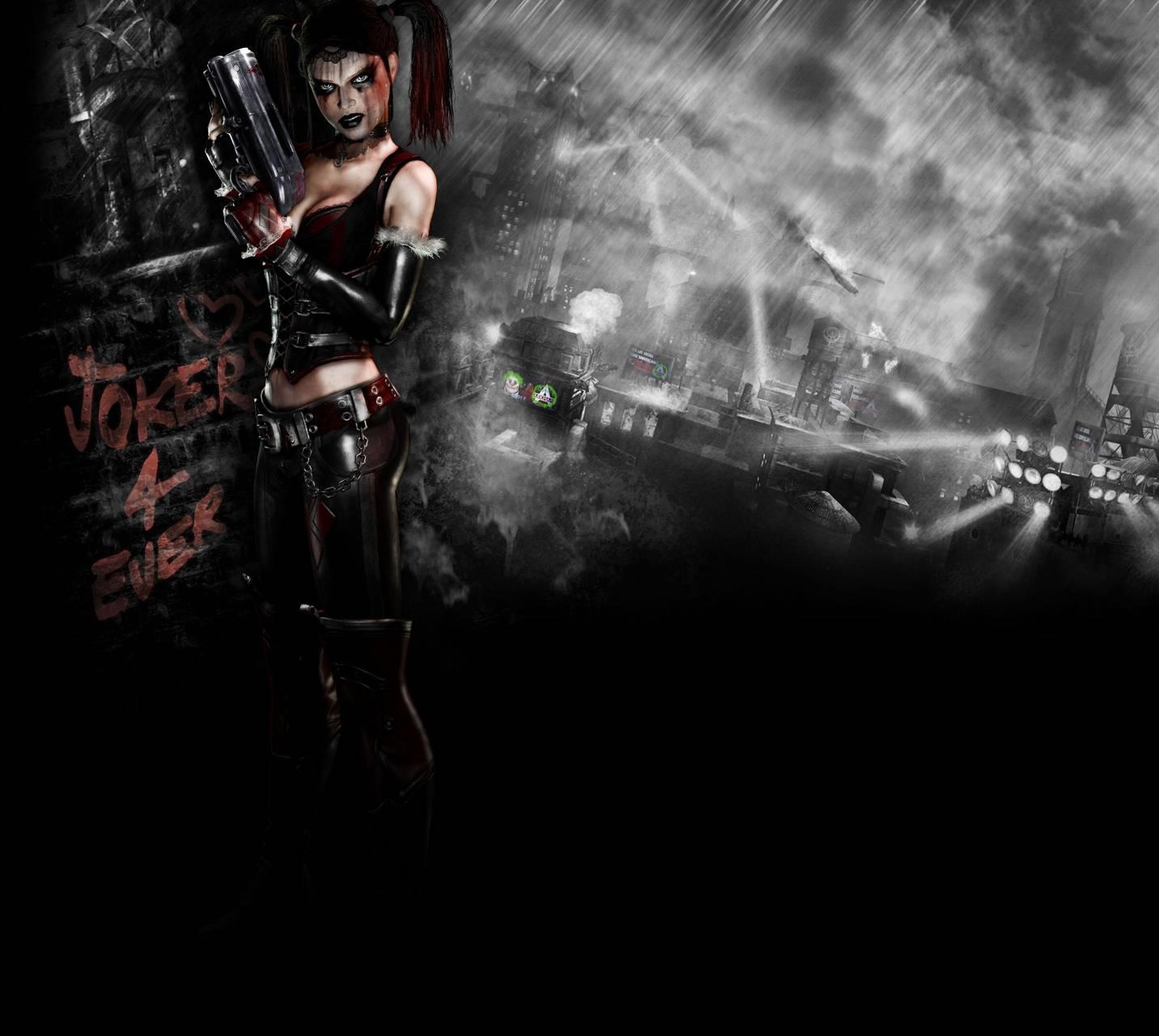 Harley Quinn Revenge