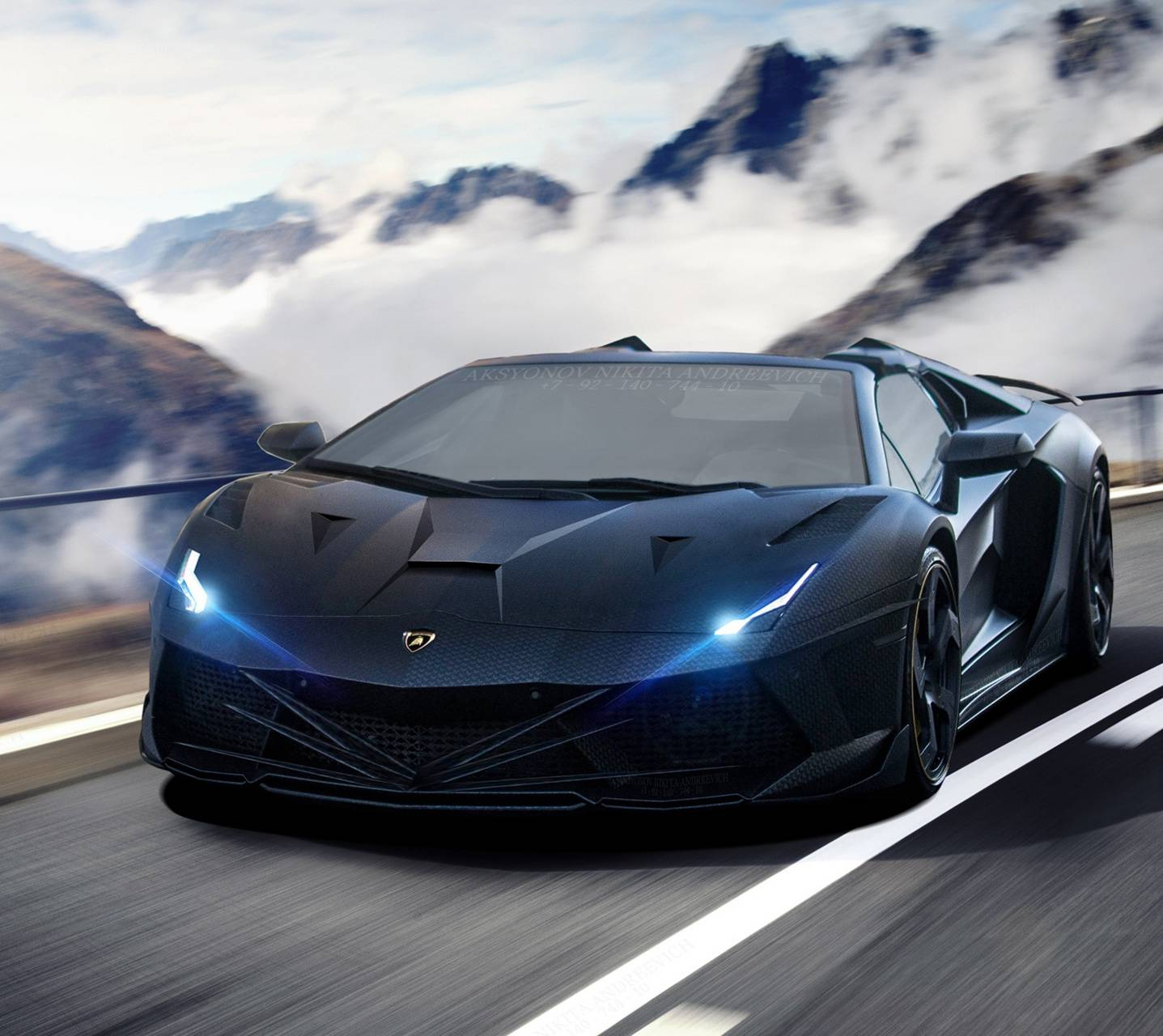 Lamborghini Insane