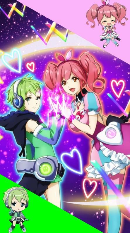 Reina and Makina