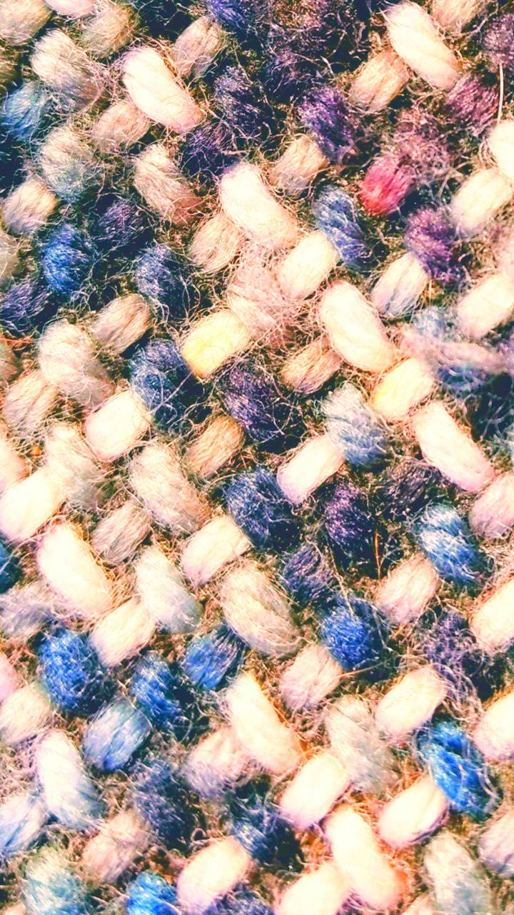 Colorful weave