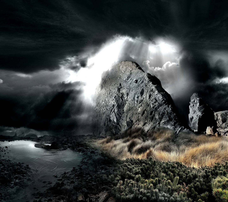 Dark Night Hd View