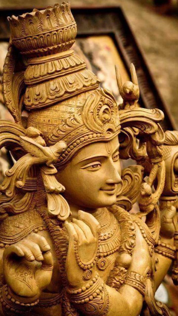 Wood krishna