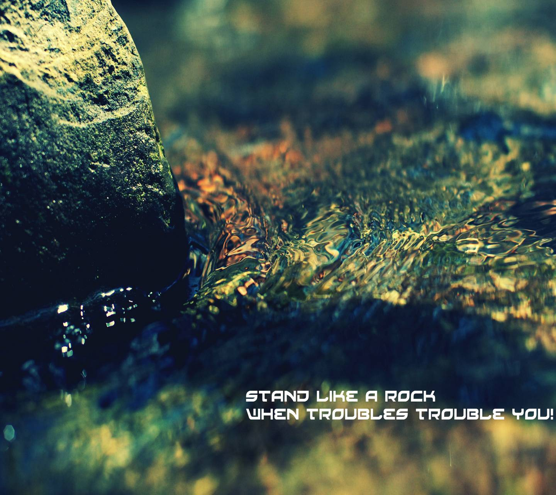 stand like rock