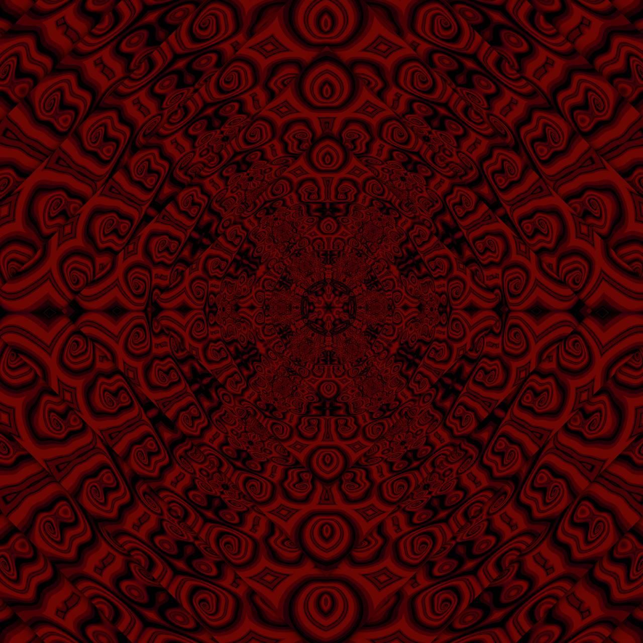 Red symmetric 2